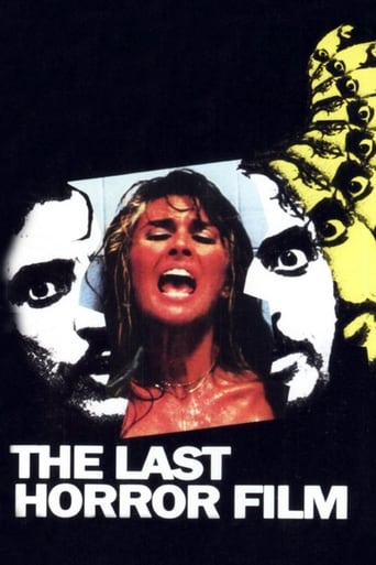 Poster of The Last Horror Film