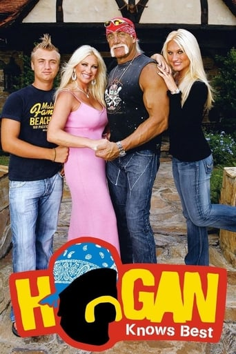Poster of Hogan Knows Best