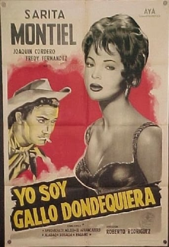 Poster of Yo soy gallo dondequiera!