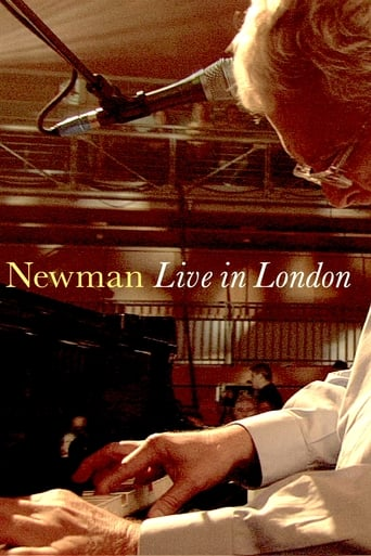 Poster of Randy Newman: Live in London