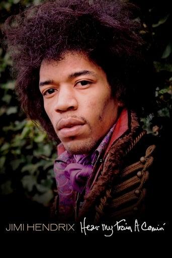 Poster of Jimi Hendrix: Hear My Train a Comin'
