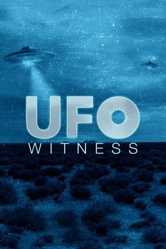 Poster of UFO Witness