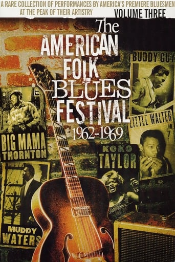 The American Folk Blues Festival 1962-1969, Vol. 3