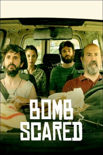 Poster of Bomb Scared