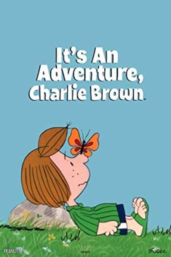 Poster of It's an Adventure, Charlie Brown