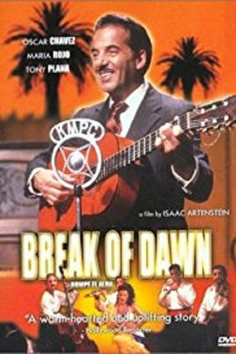 Poster of Break of Dawn