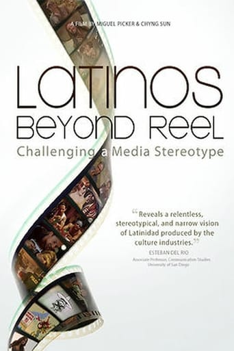 Poster of Latinos Beyond Reel