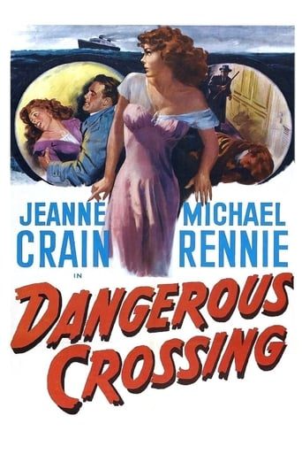 Poster of Dangerous Crossing