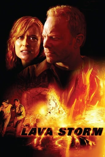 Poster of Lava Storm