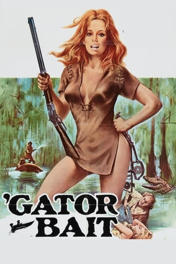 Poster of 'Gator Bait