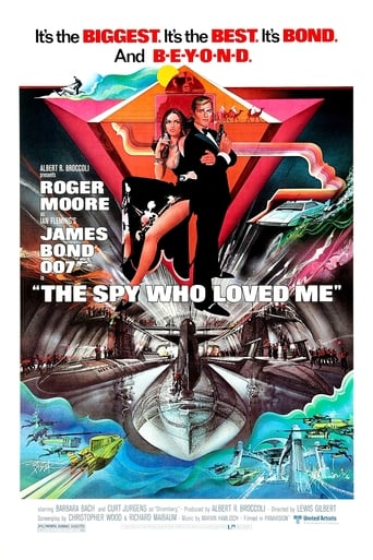 Poster of The Spy Who Loved Me
