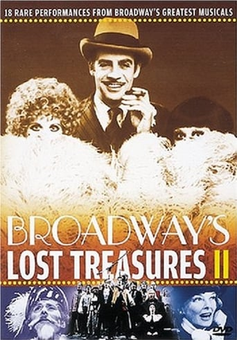 Poster of Broadway's Lost Treasures II