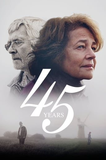 Poster of 45 Years