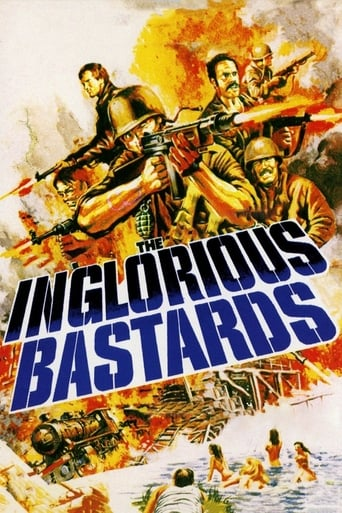 Poster of The Inglorious Bastards