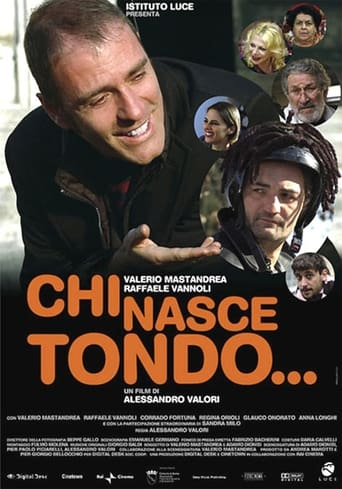 Poster of Chi nasce tondo...