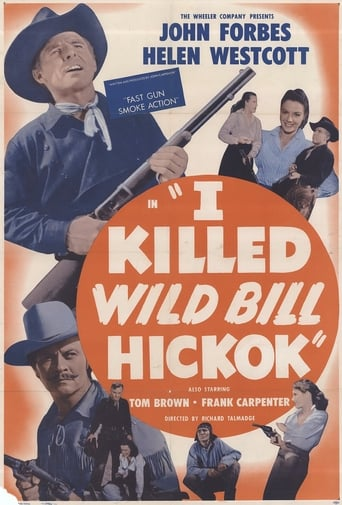 Poster of I Killed Wild Bill Hickok