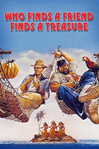 Poster of Who Finds a Friend Finds a Treasure