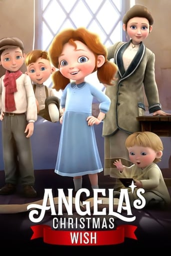 Poster of Angela's Christmas Wish