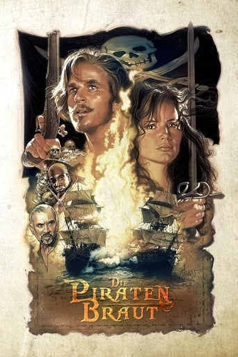 Poster of Die Piratenbraut