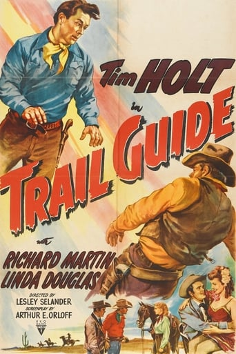 Poster of Trail Guide