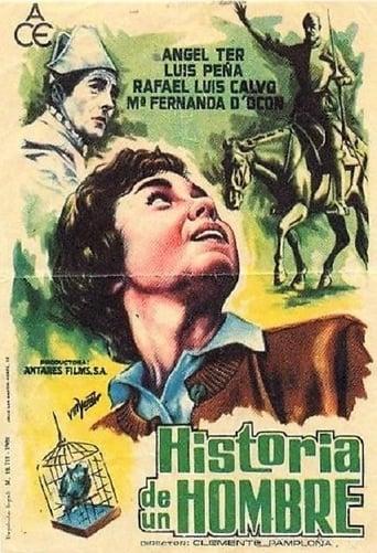 Poster of Historia de un hombre