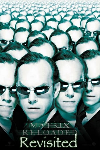 Poster of The Matrix Reloaded Revisited