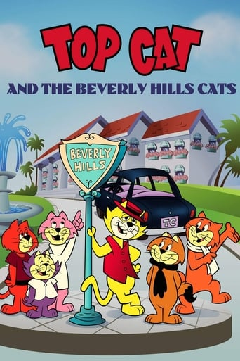 Poster of Top Cat and the Beverly Hills Cats