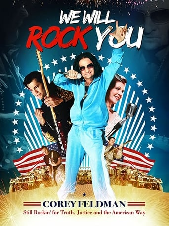 Poster of We Will Rock You
