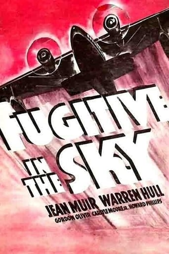 Poster of Fugitive in the Sky