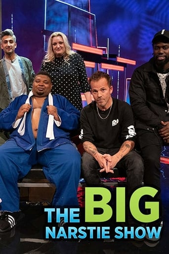 Poster of The Big Narstie Show