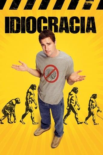 Poster of Idiocracia