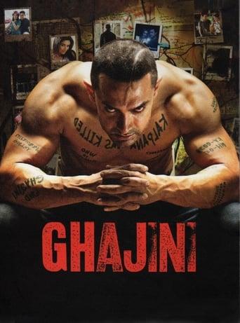 Poster of Ghajini