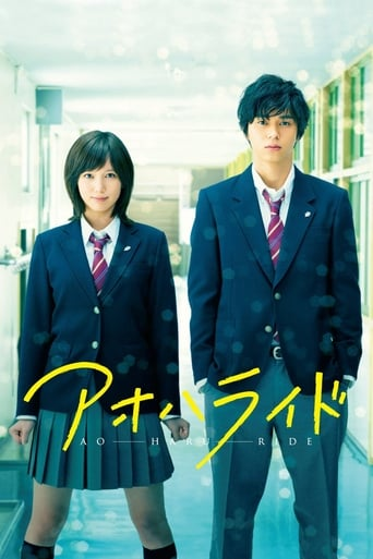 Poster of Blue Spring Ride