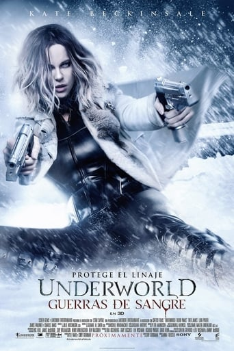 Poster of Underworld: Guerras de sangre