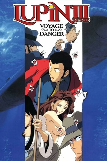 Poster of Lupin the Third: Voyage to Danger