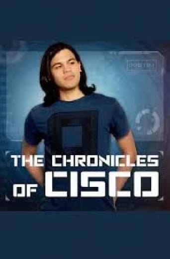 Poster of The Flash: Chronicles of Cisco