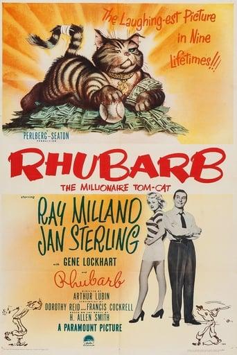 Poster of Rhubarb