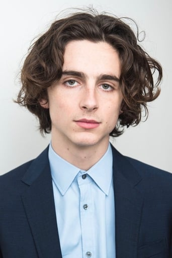 Timothée Chalamet Profile photo