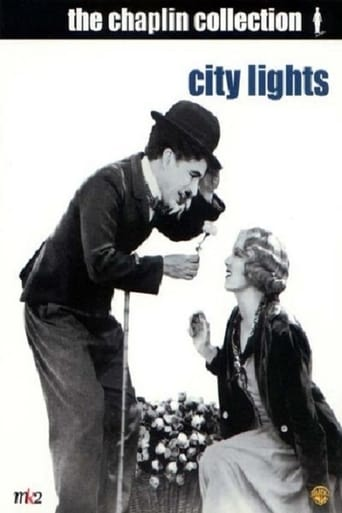 Poster of Chaplin Today: City Lights