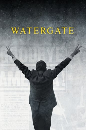 Poster of Watergate
