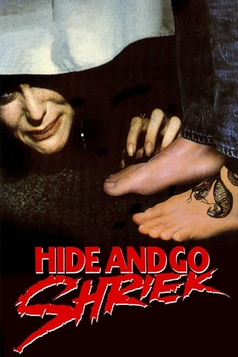 Poster of Hide And Go Shriek