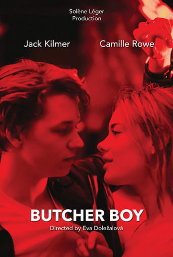 Poster of Butcher Boy
