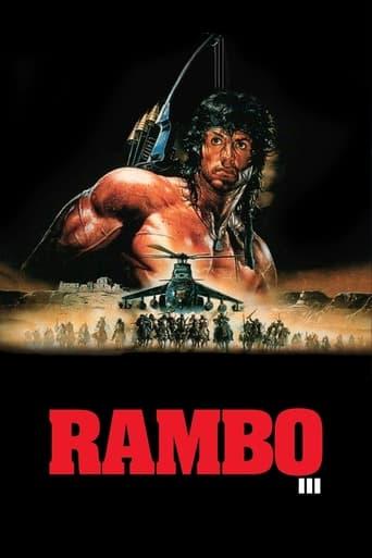 Poster of Rambo III