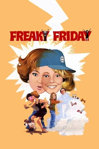 Poster of Freaky Friday