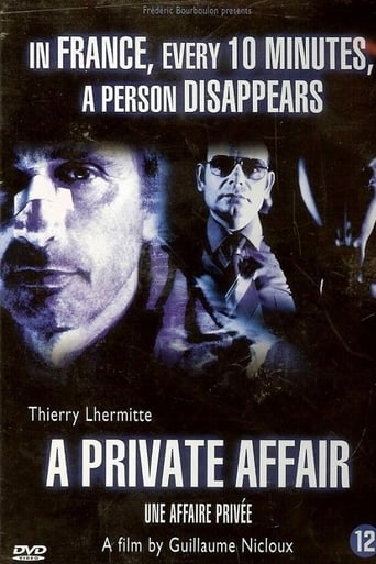 Poster of A Private Affair