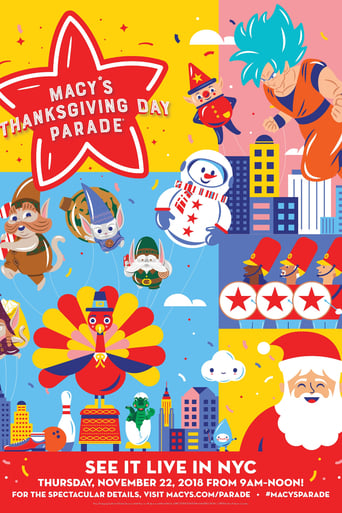 Poster of 92nd Annual Macy's Thanksgiving Day Parade