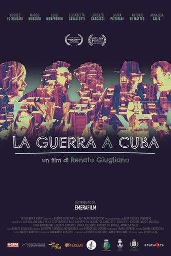 Poster of War in Cuba