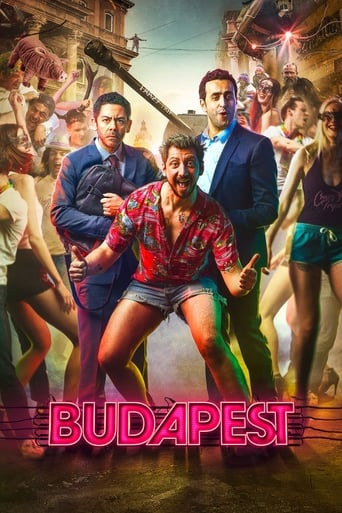 Poster of Budapest