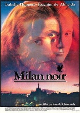 Poster of Milan noir
