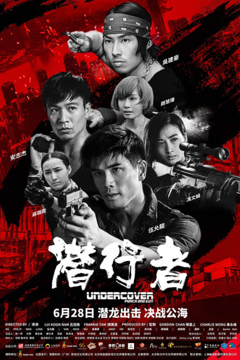 Poster of Undercover Punch and Gun